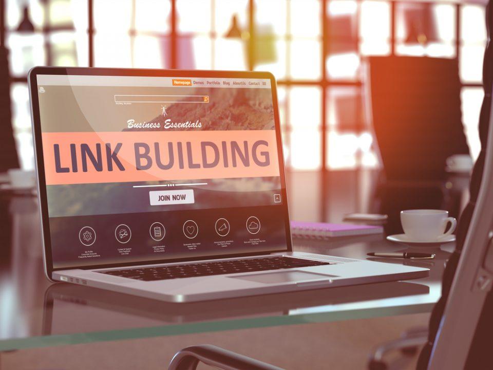 Link building dla początkujacych